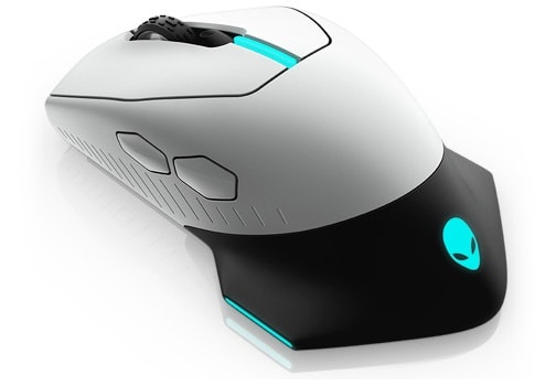 Alienware AW610M Advanced Wireless Gaming Mouse