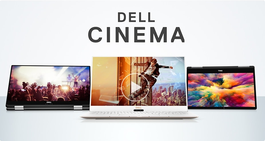 Technologie Dell Cinema