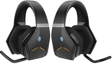 Alienware Wireless Gaming Headset AW988 - Take sound seriously