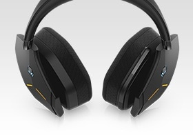 Alienware Wireless Gaming Headset AW988 - Game all day (or night)