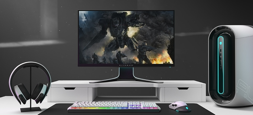 DELL Monitor LED Alienware AW2720HF