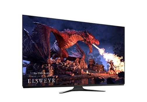 Alienware 55 OLED Gaming Monitor
