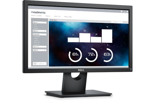 Dell Refurbished 20 inch Monitor – E2016HV
