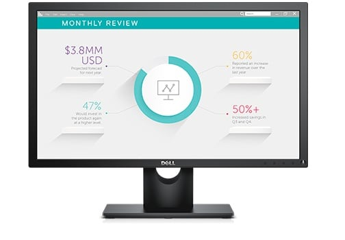 Dell 23 Monitor - E2318HN