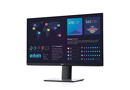 Dell 27 USB-C Monitor: P2720DC