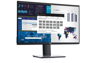 Optimize and organize with Dell Display Manager