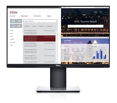 Dell P2219HC Monitor - Push your productivity