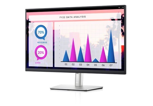 Dell 27 4K USB-C Monitor - P2721Q