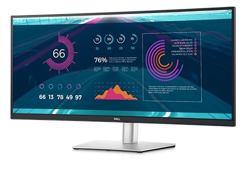 Dell 34 Curved USB-C Monitor - P3421W