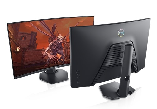 Dell 27 Curved Gaming Monitor – S2721HGF