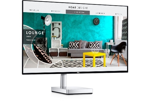 Dell Refurbished Ultrathin 27 inch Monitor - S2718D