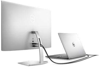 Dell S2719DM Monitor - Built-in convenience