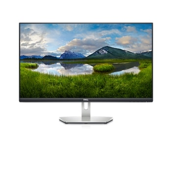 "Dell S2721D 27"" WQHD 75Hz IPS LED AMD FreeSync Monitor"