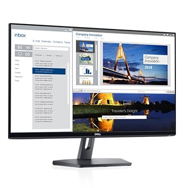 Dell SE2719H Monitor: Easy on the eyes