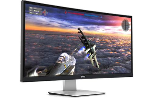 Dell UltraSharp 34 Curved Monitor: U3415W