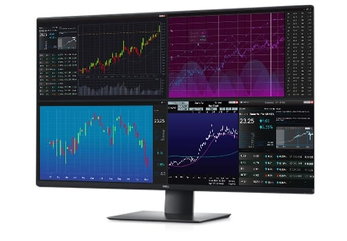 Dell UltraSharp 43 4K-USB-C-Monitor: U4320Q