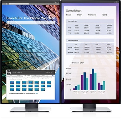 dell-u2719d-monitor - Maximize your productivity