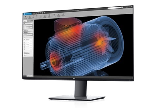 Dell UltraSharp 32 USB-C 4K-Monitor : U3219Q