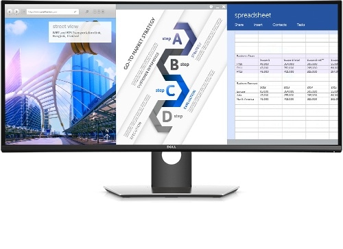 Dell UltraSharp 34 Monitor