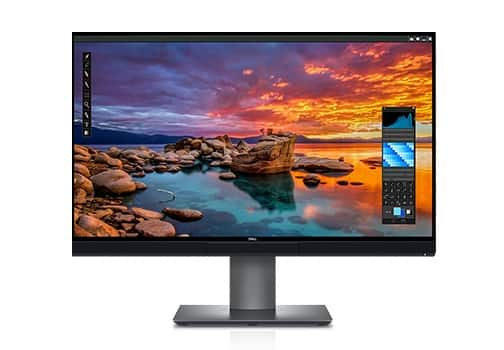 Dell UltraSharp 27 4K PremierColor Monitor: UP2720Q