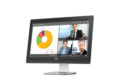 Dell UltraSharp 22 Multimedia Monitor: UZ2215H