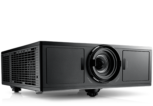 Dell C66HD Full HD 1080p 5400-Lumens DLP 3D Business and Education Projector