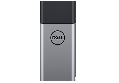 Dell Hybrid Adapter + Power Bank | PH45W17-AA - 45W AC Adapter - includes USB-C/Barrel cables