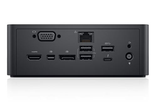 Dell Precision Dual USB-C Thunderbolt Dock - TB18DC
