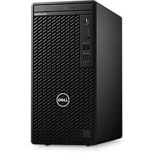 OptiPlex 3080 Small Form Factor Business Desktop - w/ 10th gen Intel Core - 8GB - 500G