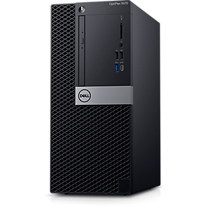 OptiPlex 5070 SFF Business Desktop - w/ 9th gen Intel Core - 4GB - 500G