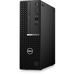 OptiPlex 5080 Small Form Factor Business Desktop - w/ 10th gen Intel Core - 8GB - 128G
