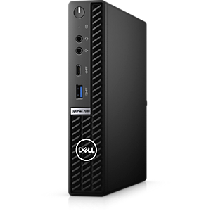 OptiPlex 7080 Micro Business Desktop - w/ 10th gen Intel Core - 8GB - 500G