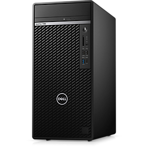 OptiPlex 7080 Small Form Factor Business Desktop - w/ 10th gen Intel Core - 8GB - 256G