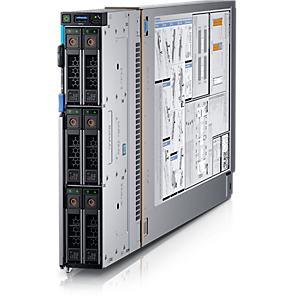 PowerEdge MX740C - w/ Intel Xeon Scalable - 8GB - 600G