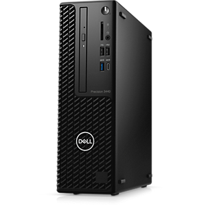Precision 3440 Business Desktop Small Form Factor Workstation - w/ 10th gen Intel Core - 16GB - 512G