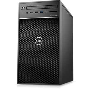 Precision 3640 Business Desktop Tower Workstation - w/ 10th gen Intel Core - 16GB