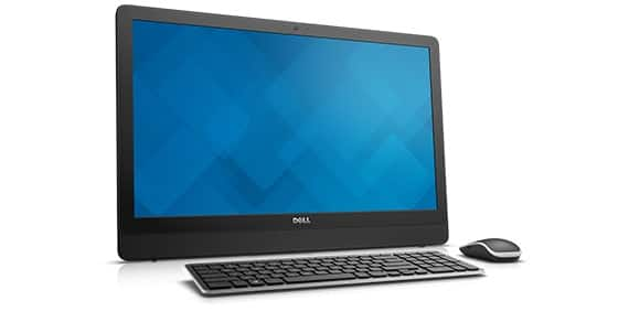 Inspiron 24 3000 All-in-One