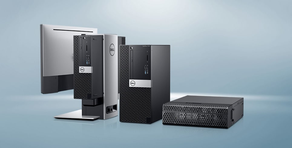 Optiplex 7070 Tower And Small Form Factor Desktops Dell