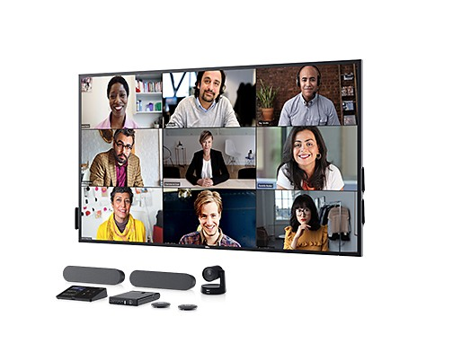 Dell Meeting Space Solutions for Microsoft Teams Rooms