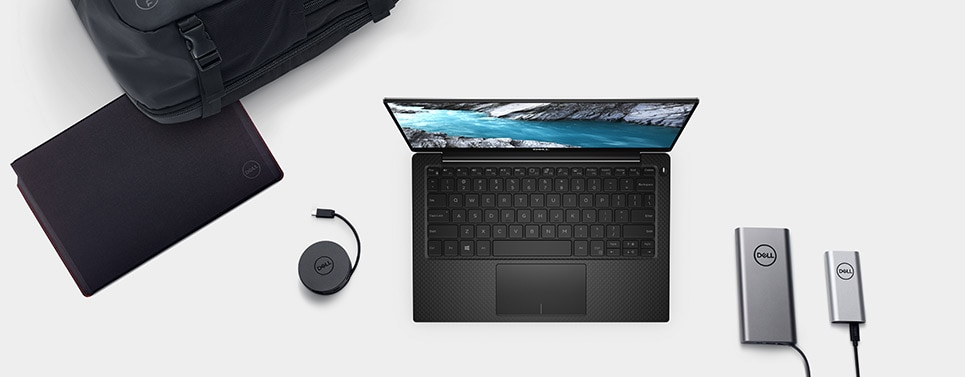 Mobile essential accessories for your XPS 13