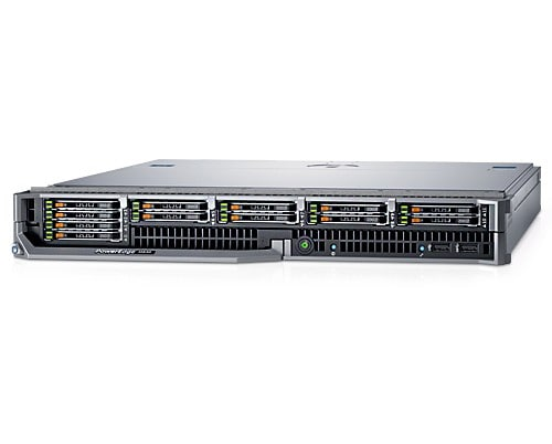 Bladservern PowerEdge M830