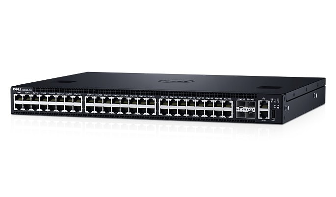 Dell Networking S-Series 1GbE switches