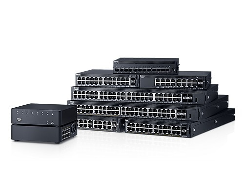 Switches inteligentes gerenciados Dell Networking Série X