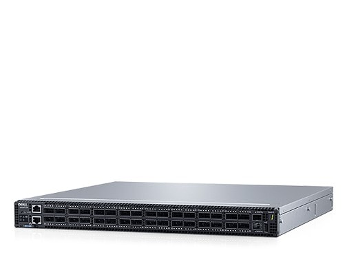 Dell Networking Z9100-ONファブリック スイッチ