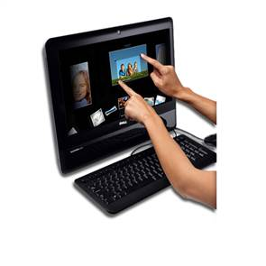 Dell Inspiron One 19 Desktop (mit Touch-Technologie)