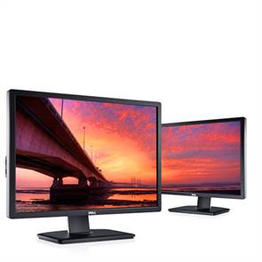 الشاشة طراز U2412M UltraSharp من Dell
