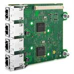 Broadcom ®  Broadcom 5720  Quad-Port GbE  Rack Network Daughter Card  (NDC)