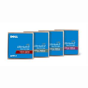 Dell PowerVault LTO Cartridges