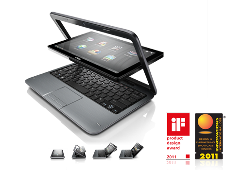 Inspiron duo convertible tablet