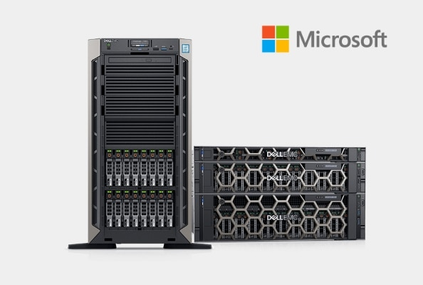 Windows Server : Power your business.